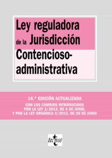 Inmaswan.es Ley Reguladora De La Jurisdicción Contencioso-administrativa (14ª Ed.) Image