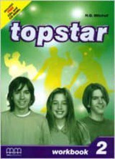 Cdaea.es Topstar 2. Workbook+portfolio+2 Cd S - Castellano Image