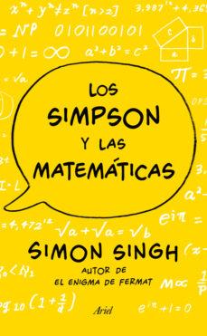 los simpson y las matematicas-simon singh-9788434412170