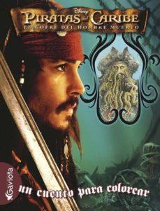 Permacultivo.es Piratas Del Caribe 2: El Cofre Del Hombre Muerto (Un Cuento Para Colorear) Image