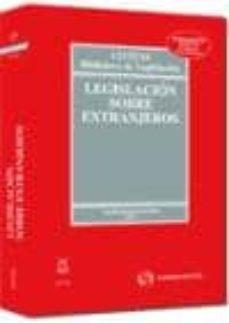 Vinisenzatrucco.it Legislacion Sobre Extranjeros. 15ª Ed. (2010) Image