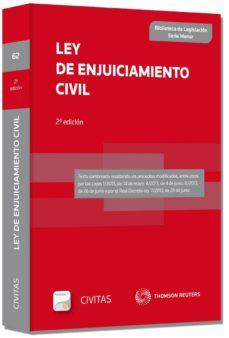Ojpa.es Ley De Enjuiciamiento Civil (2ª Ed) Image
