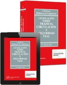 Relaismarechiaro.it Legislacion Sobre Trafico, Circulacion Y Seguridad Vial (31ª Ed.) (Duo) Image