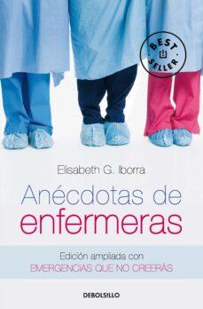 Descargar libros de audio en francés mp3 ANÉCDOTAS DE ENFERMERAS (Literatura española) 9788466348270 de ELISABETH G. IBORRA
