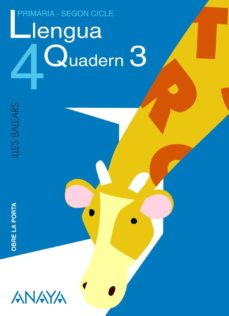 Permacultivo.es Llengua 4. Quadern 3.illes Balears Catalán Image