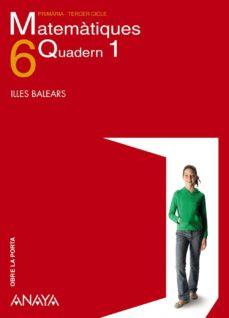 Geekmag.es Matemàtiques 6. Quadern 1.illes Balears Catalán Image