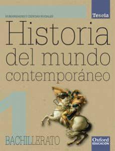 Followusmedia.es Tesela Historia Mundo Contemporaneo 1º Bch La/cd Image