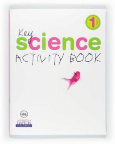 Titantitan.mx Key Science Activity Book 1º Primaria Image