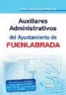 Garumclubgourmet.es Auxiliares Administrativos Del Ayuntamiento De Fuenlabrada: Test Y Supuestos Practicos Image