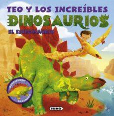 Valentifaineros20015.es Teo Y Los Increíbles Dinosaurios. El Estegosaurio Image