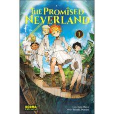 the promised neverland 1-kaiu shirai-posuka demizu-9788467930870