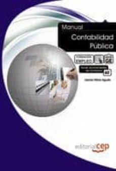 Titantitan.mx Manual De Contabilidad Publica: Formacion Para Empleo Image