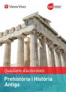 Inmaswan.es Prehistòria I Història Antiga Catalunya Quadern D Activitats 1º E So Image
