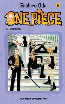 one piece nº 6-eiichiro oda-9788468471570