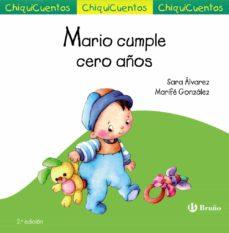 Carreracentenariometro.es Chiquicuentos 41 :Mario Cumple Cero Años Image