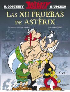 las xii pruebas de asterix (edicion 2016)-rene goscinny-9788469620670