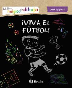 Cdaea.es Mi Libro Magico De Dibujo: ¡Viva El Futbol! Image