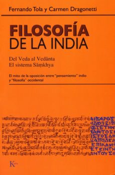 filosofía de la india (ebook)-fernando tola-9788472457270
