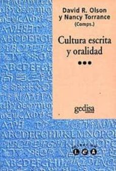 Javiercoterillo.es Cultura Escrita Y Oralidad Image