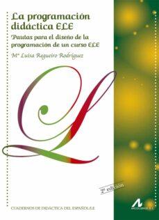 Descargar LA PROGRAMACION DIDACTICA ELE gratis pdf - leer online