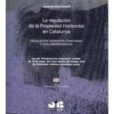 Colorroad.es Regulacion De La Propiedad Horizontal En Catalunya: Regulacionn Ormativa Comentada Y Con Jurisprudencia, Incluye Cd-r Image