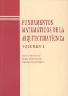 Chapultepecuno.mx Fundamentos Matematicos De La Arquitectura Tecnica Image