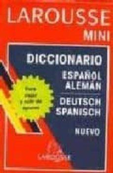 Ojpa.es Diccionario Mini Español-aleman, Aleman-español Image