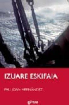 izuaren eskifaia-pau joan hernandez-9788481188370