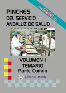 PINCHES SAS TEMARIO PARTE COMÚN VOLUMEN I - VV.AA. | Triangledh.org
