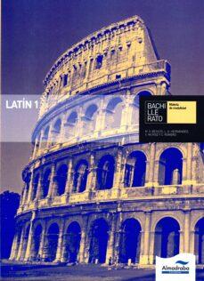 latín 1º (l) bachillerato-9788483089170