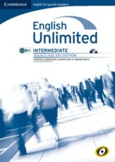 Descarga de ebooks zip ENGLISH UNLIMITED FOR SPANISH SPEAKERS INTERMEDIATE TEACHER S PA CK PDF de