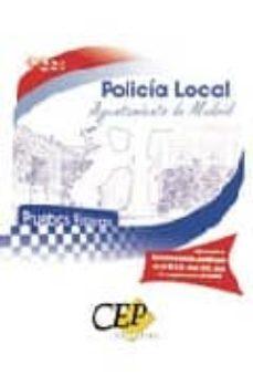Permacultivo.es Pruebas Fisicas Oposiciones Policia Local Ayuntamiento De Madrid Image