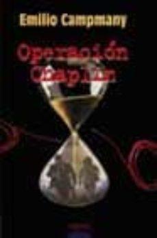 Valentifaineros20015.es Operacion Chaplin (Finalista Premio Rio Manzanares) Image
