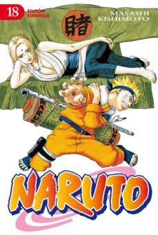 naruto nº 18 (de 72)(edt)-masashi kishimoto-9788484496670