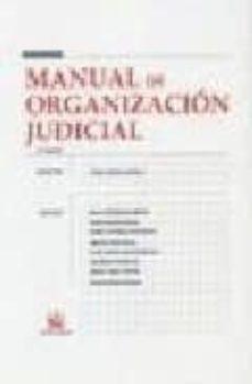 Permacultivo.es Manual De Organizacion Judicial (2ª Ed.) Image