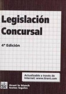Costosdelaimpunidad.mx Legislacion Concursal (4ª Edicion) Image