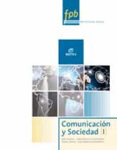 formación profesional básica-comunicación y sociedad i formación básica-9788490033470
