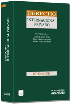 Permacultivo.es Derecho Internacional Privado 2013. Formato Duo (11ª Ed.) Image