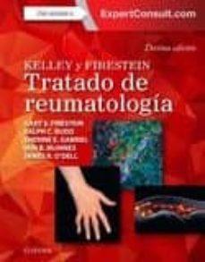 Descargar ebooks de ipod KELLEY Y FIRESTEIN. TRATADO DE REUMATOLOGIA 10ª EDICION (Spanish Edition) 9788491133070 de BUDD, GABRIEL, MCINNES & O'DELL FIRESTEIN