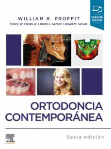 Descargador de libros de Google pdf ORTODONCIA CONTEMPORÁNEA, 6ª ED PDB de PROFFIT 9788491134770 (Literatura española)