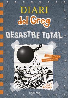 Curiouscongress.es Diari Del Greg 14. Desastre Total (Cat) Image