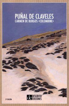 Libros en pdf gratis descargar en ingles. PUÑAL DE CLAVELES de CARMEN DE BURGOS