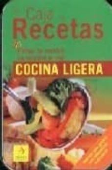 Geekmag.es Cocina Ligera (La Caja De Recetas) Image