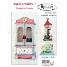 Descarga gratuita de Ebook francais PAPEL CREATIVO 7 de JULIO TOLEDO 9788496558670 (Spanish Edition)