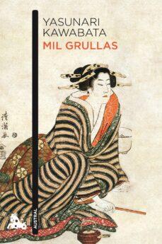 mil grullas-yasunari kawabata-9788496580770