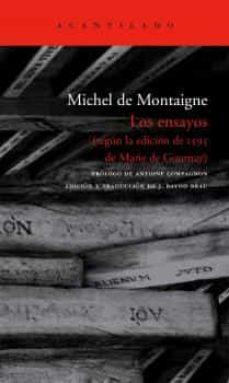 Descargar LOS ENSAYOS gratis pdf - leer online