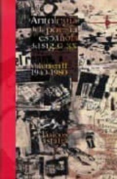 Geekmag.es Antologia De La Poesia Española Del Siglo Xx. Vol.ii 1940-1980 Image
