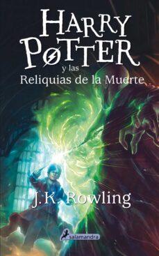 Costosdelaimpunidad.mx Harry Potter Y Las Reliquias De La Muerte (Rustica) Image