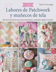 labores de patchwork y muñecos de tela-9788498745870