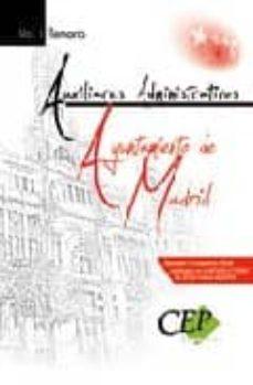 Vinisenzatrucco.it Auxiliares Administrativos Ayuntamiento De Madrid. Temario Vol.i Image